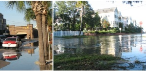 Flooding in Charleston