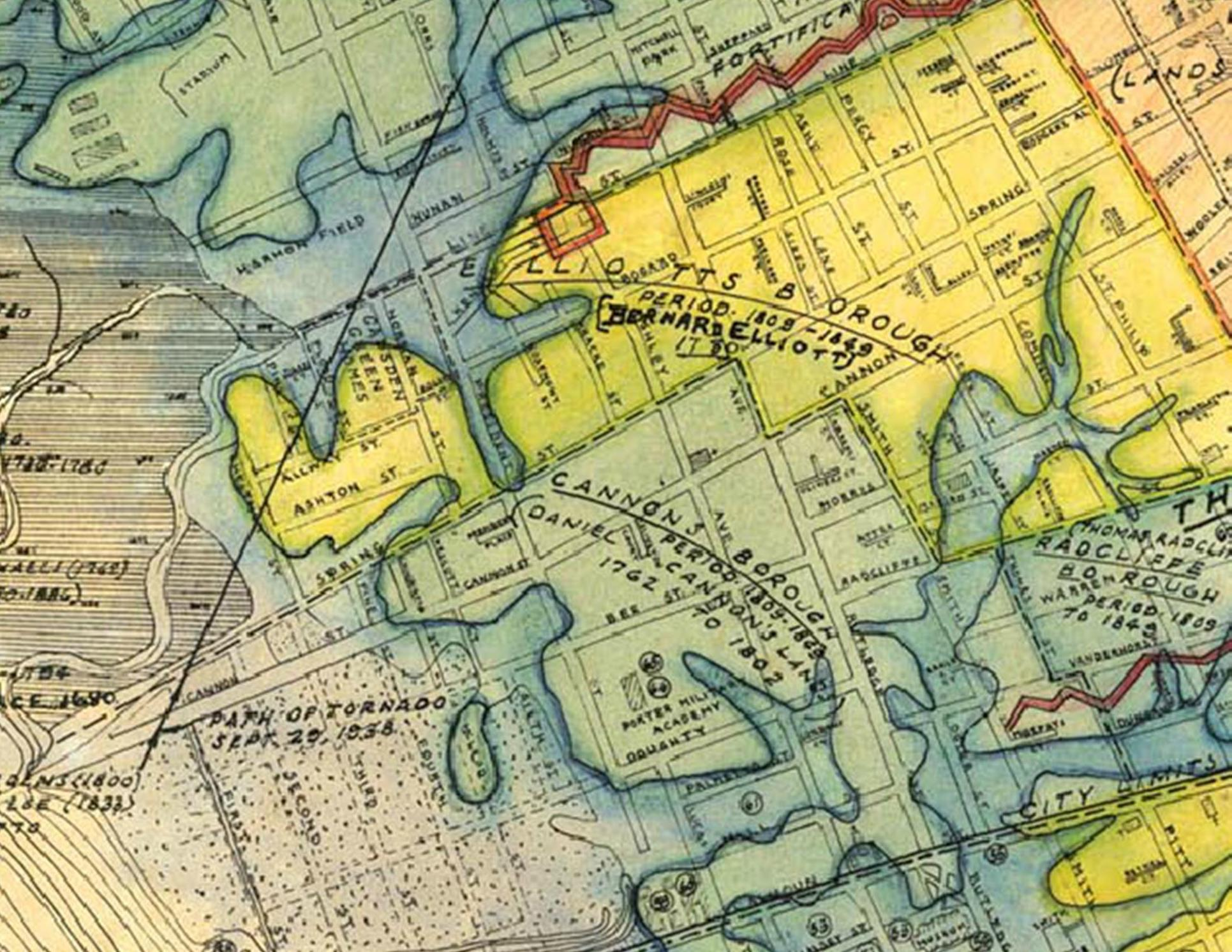 The History Behind Flooding in Charleston, South Carolina – Digital on