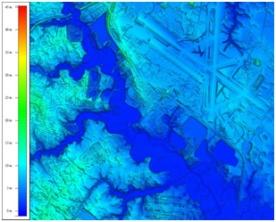 NOAA's Coastal Lidar