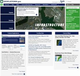 FEMA's GeoPlatform