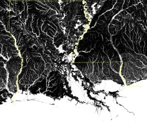Louisiana land cover