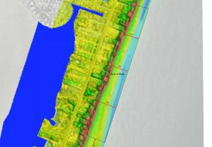 Figure 1. New Jersey beach example site