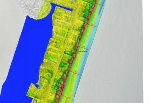 Figure 1. New Jersey beach example site