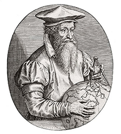 image of Gerhardus Mercator
