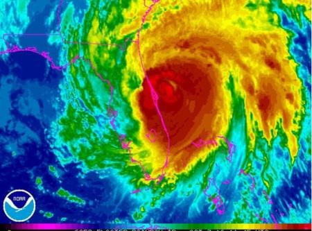 hurricane_matthew_avn_sattellite